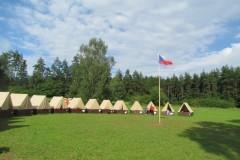 Farní tábor 2016